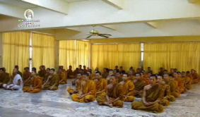 Buddhistmunkar